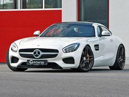 Mercedes-AMG GT S může mít díky G-Power až 610 koní