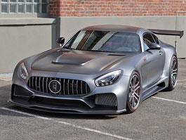 IMSA RXR One je Mercedes-AMG GT s výkonem 860 koní a divokou vizáží