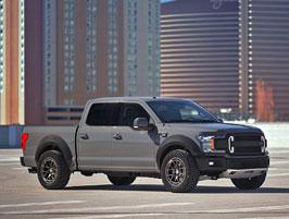 Ford F-150 RTR nabízí stylový design a přes 600 koní