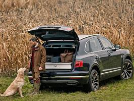 Bentley Bentayga Field Sports By Mulliner cílí na lovce a sportovní střelce