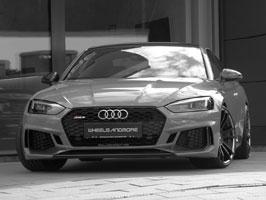 WheelsAndMore nabízí ladění Audi RS 5 Coupé až na 520 koní