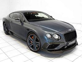 Startech si pohrál s exteriérem i interiérem Bentley Continental GT