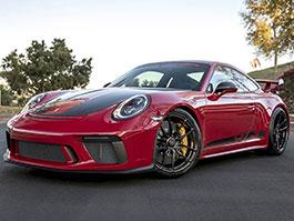Vorsteiner decentně vylepšil Porsche 911 GT3