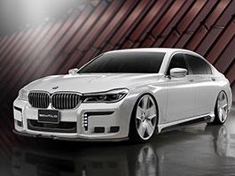 BMW 7 Black Bison od Wald: Sedma z Japonska vypadá jako Toyota Prius