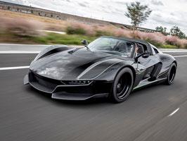 Rezvani Beast Alpha X Blackbird je inspirován nejrychlejším letadlem světa