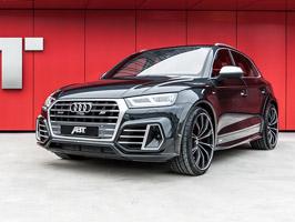 Audi SQ5 má po návštěvě ABT Sportsline širší boky a více výkonu