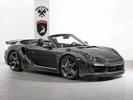 TopCar Stinger GTR Carbon Edition: Porsche 911 v karbonovém hávu!