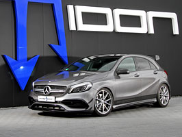 Posaidon A 45 RS 485+ je  Mercedes-AMG A 45 4Matic s výkonem 550 koní