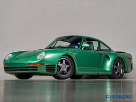 Porsche 959 SC je výsledek modernizace s výkonem až 800 koní