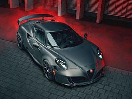 Alfa Romeo 4C Nemesis by Pogea Racing míří mezi supersporty