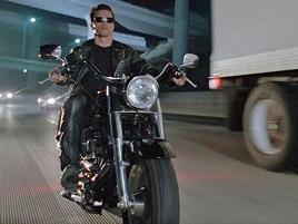 Hasta la vista! Terminátorův Harley míří do aukce