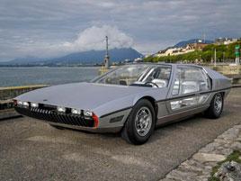 Unikátní Lamborghini Marzal v ulicích Monte Carla