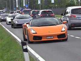 Legenda slaví! Je to 50 let od chvíle, kdy Valentino Balboni nastoupil k Lamborghini