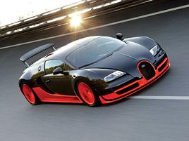 Hejtování Bugatti Veyron je nesmysl