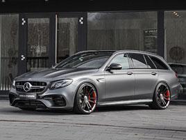 WheelsAndMore nabízí 100 koní navíc pro Mercedes-AMG E 63 S 4Matic+