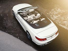 Mercedes-AMG S 63 Cabriolet po návštěvě u Vilner Design
