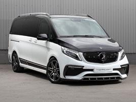 Mercedes-Benz třídy V se může tvářit i jako agresivní sportovec