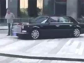 Grand Tour na dalekém východu. Clarkson označil čínskou limuzínu za nejvíc cool auto