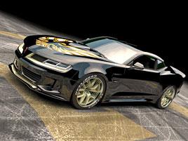 Trans-Am žije, i když umřel. Nový dragster má výkon 1100 koní!