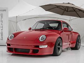 Další auto, o kterém můžete snít. Gunther Werks nabízí karbonovou 911