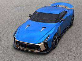 První šťastlivci se už brzy dočkají Nissanu GT-R50. Vznikne jen 50 kusů, cena začíná na 25 milionech