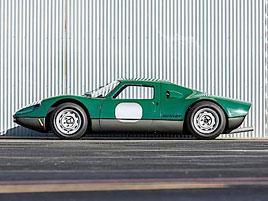 Na prodej je úžasné Porsche 904 GTS, které patřilo Robertu Redfordovi. Jdete do něj?