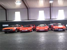 Na kolik vyjde údržba sbírky aut? Majitele téhle kolekce loni stála skoro dva miliony