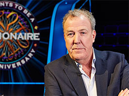 Staňte se milionářem s Jeremy Clarksonem
