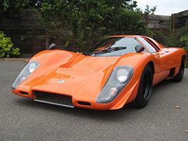 Kupte si první silniční McLaren a buďte za fajnšmekry