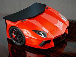 Tohle je způsob, jak mít kus Lamborghini i v obýváku. Levné to ale není