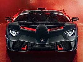Lamborghini SC18 je specialitka pro jediného šťastlivce