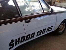 Na prodej je originální Škoda 130 RS. Budete na ni potřebovat už miliony
