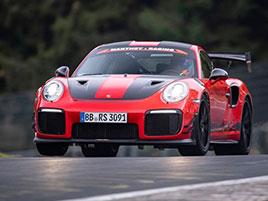 Chcete Porsche 911 GT2 RS v podobě, v jaké dobylo Nürburgring? Na úpravy potřebujete 2,5 milionu