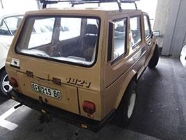 V Jihoafrické republice našli chlapíka, který řídí neznámý Volkswagen. Zjistilo se, že jde o vzácný prototyp