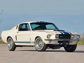 Tohle je nejdražší Mustang na světě. Prodal se za 50 milionů korun