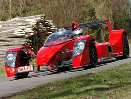 Caparo T1 zničilo rekord okruhu Top Gearu: titulní fotka