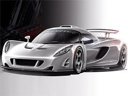 Hennessey Venom GT – Bláznivá střela: titulní fotka