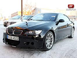Spy Photos: BMW M3 Coupe-Cabrio – Ladění otevřené symfonie: titulní fotka