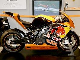 MMOTION 2007: KTM RC8 naživo v Praze (fotogalerie): titulní fotka
