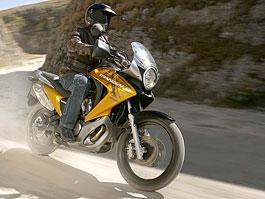 Honda XL700V Transalp 2008: nový bike do nepohody (+video): titulní fotka