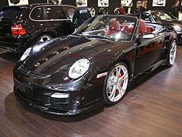 Essen živě: TechArt 911 Turbo Cabriolet: titulní fotka