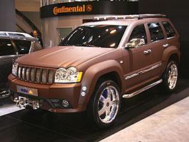 Essen 2007: Jeep Grand Cherokee Delta Dune – Velký náčelník pouště: titulní fotka