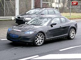 Spy photos: Mazda RX-8 – Točí se dál: titulní fotka
