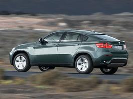 BMW X6: Demonstrace neobvyklé dokonalosti: titulní fotka