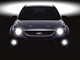Ford Focus RS: Zvěstování krále: titulní fotka