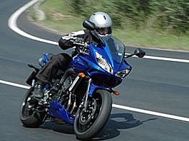 Test - Yamaha FZ6 Fazer S2: titulní fotka