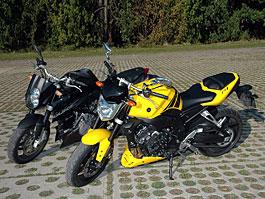 Dueltest - KTM 990 SuperDuke vs. Yamaha FZ1: titulní fotka