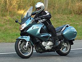 Test - Honda NT700V Deauville: titulní fotka