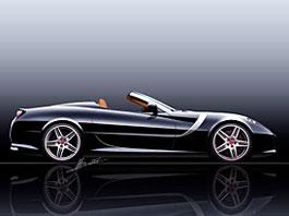 Vandenbrink GT Convertible: otevřené Ferrari 599 GTB: titulní fotka