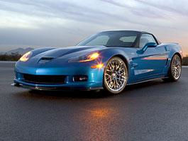 Pod lupou: Chevrolet Corvette ZR1 - Peklo je modré: titulní fotka
